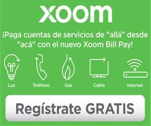 Xoom | La manera más fácil de enviar dinero, recargar teléfonos y pagar servicios en todo el mundo.