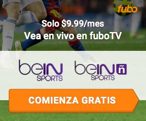 Fubo Tv Liga en Vivo | beIN Sports | Comenzar gratis