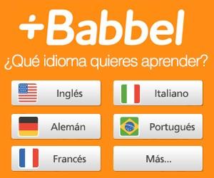 Babbel | Aprender Idiomas | Inglés - Italiano - Alemán - Más