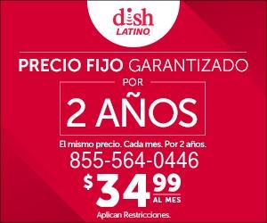 Dish Latino Llama Ahora: 855-564-0446