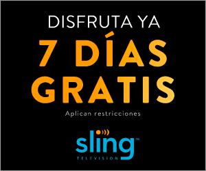 Sling TV - Ver en Vivo - Empieza mirando 7 días gratis