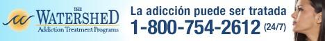 The Watershed | Programa de Tratamiento de Adicción | La Adicción puede ser tratada | Llama ahora 24/7 1-800-754-2612