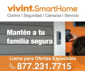 Vivint Smart Home | Mantén a tu Familia Segura | Llama para Ofertas Especiales (877) 231-7715